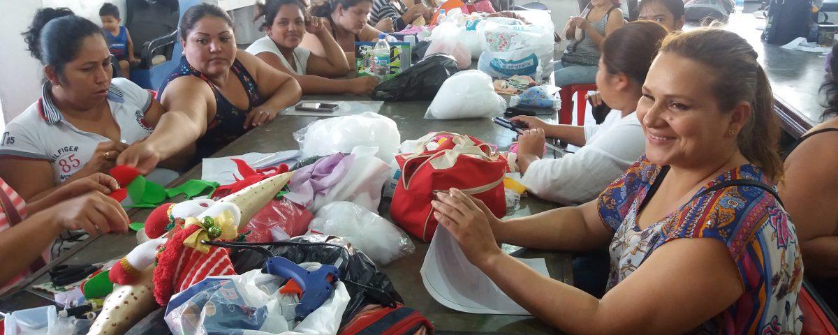 Contin an talleres artesanales municipio de santo domingo for Talleres artesanales