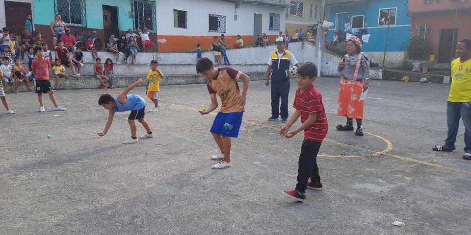 Se Fortalecen Juegos Tradicionales Municipio De Santo Domingo