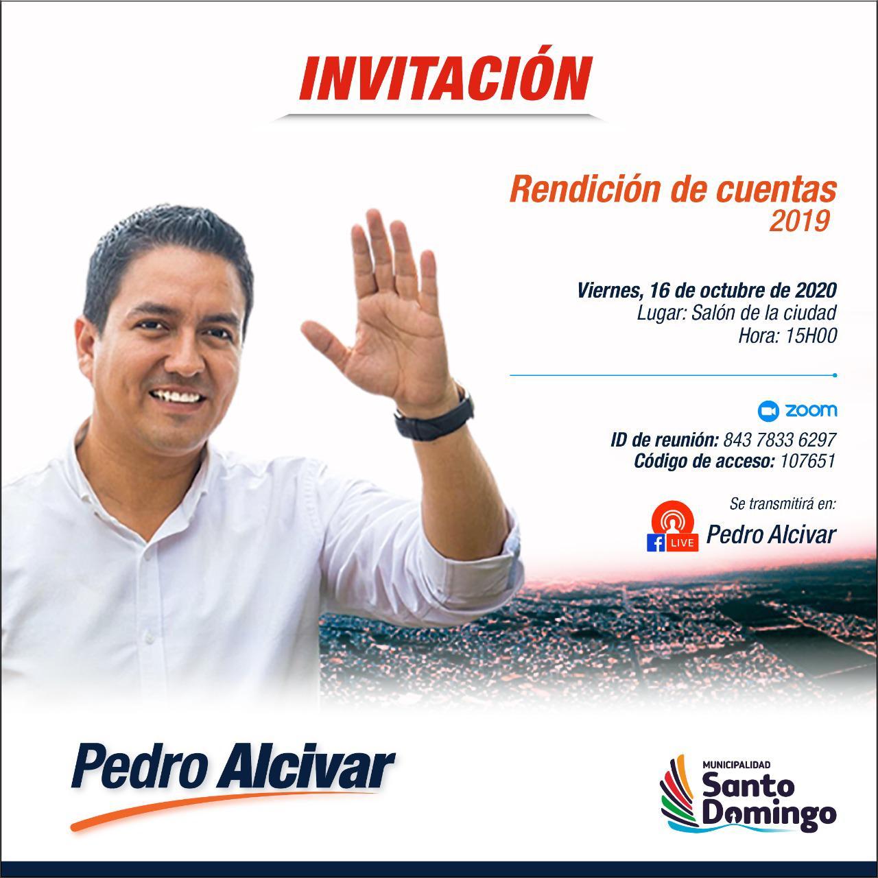 1.- INVITACION